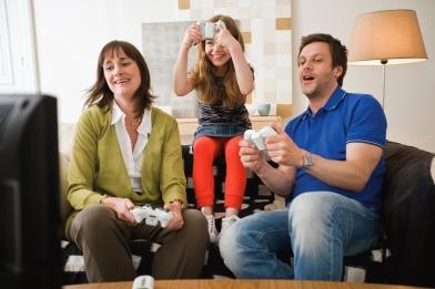 Familia-Xbox