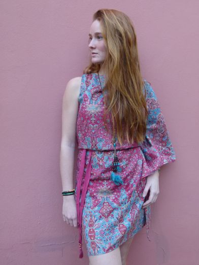 vestido tunico