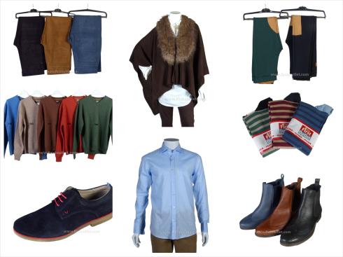 Moda Online Otoño Invierno Mujer y Caballero